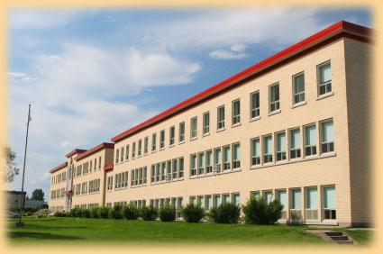 Nátěry školních budov