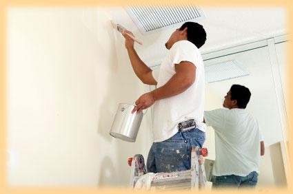 Malování interiérů firem