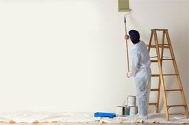 Malíři pokojů - malířské práce